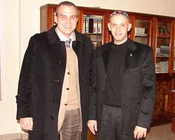Gustavo Ick y Sergio Bergman
